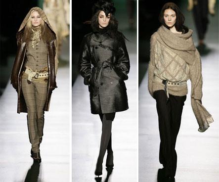 Zara and Trends Autumn-Winter 2008 / 2009