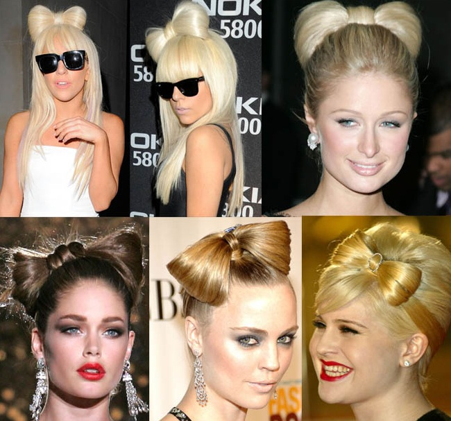 Hairstyle trends how to make a bow hairstyle for the holidays hairstyle trends how to make a bow hairstyle for the holidays heaven on earth urmus Choice Image