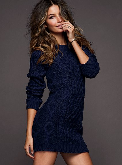 Fall/Winter Fashion: Chic and Stylish Sweater Dresses From ...