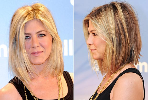 jennifer aniston new haircut pics. Out Jennifer Aniston#39;s New
