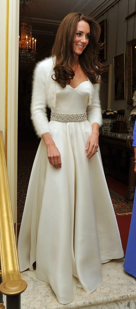 kate middleton royal wedding dress. Kate Middleton (now officially
