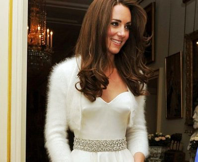 royal wedding 2011 dress. Royal Wedding: Kate And Pippa