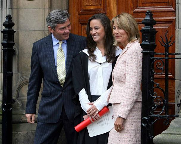 Kate Middletons Family Net Worth