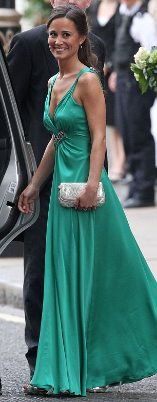 301 moved permanently for Kate middleton wedding pippa dress