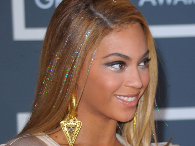 Beyonce knowles tinsel extensions 204958 heaven on earth hair extensions add style full size 636 477 pmusecretfo Image collections