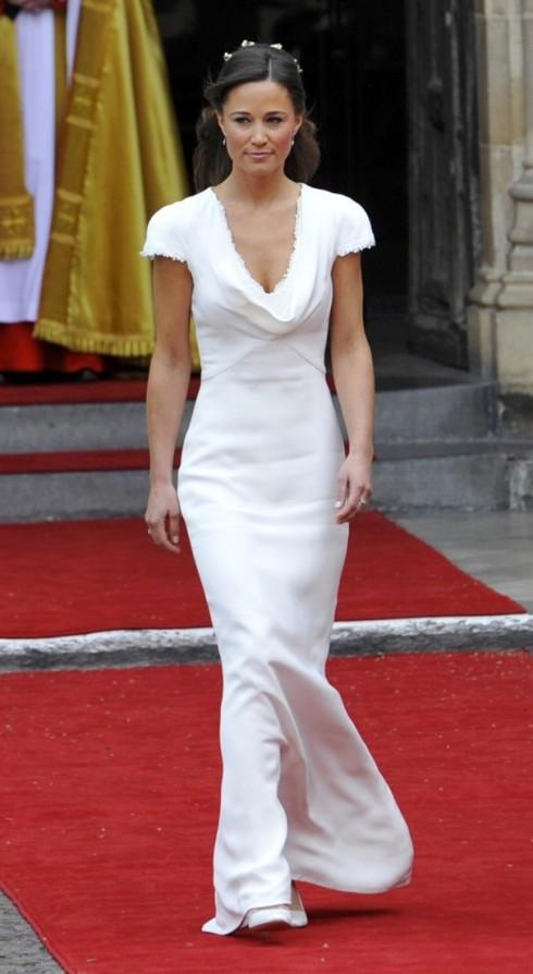 Pippa Middleton Body