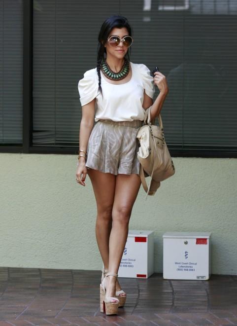 Kourtney Kardashian Fashion Style 100384 Heaven On Earth
