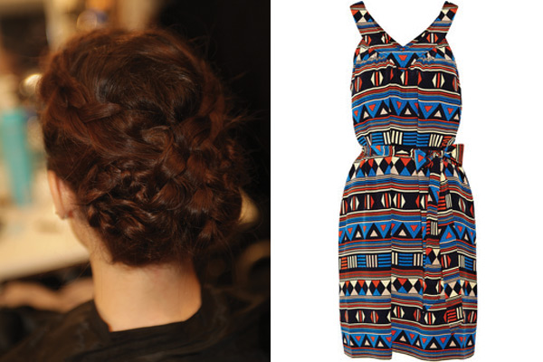 Spring And Summer Hair And Dress Styles-300283