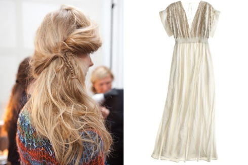 Spring And Summer Hair And Dress Styles-500394