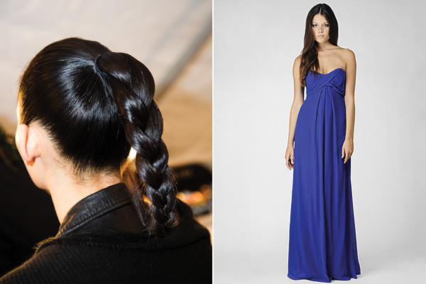 Spring And Summer Hair And Dress Styles-600394