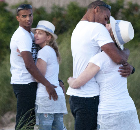 madonna-new-boytoy-Celebrates-53rd-Birthday