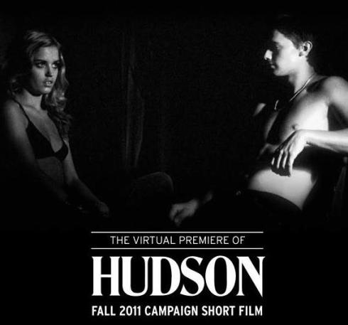 Hudson Jeans Fall 2011 Campaign Georgial May Jagger  Patrick