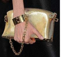 Handcuff Louis Vuitton Clutch