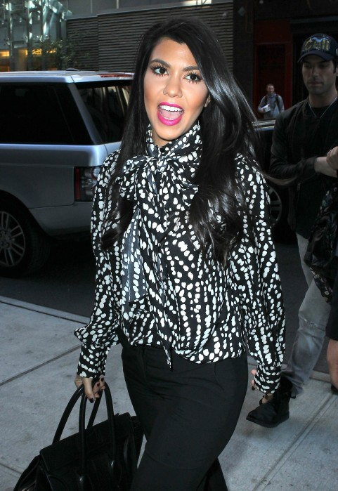 Kourtney-Kardashian-Today-Show-NYC-100111