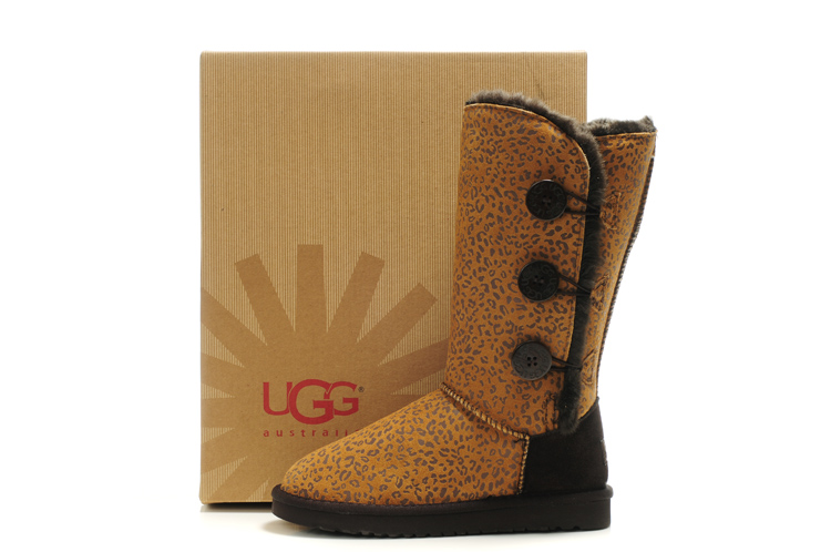 ad2b886ac98 Ugg Leopard Print Bailey Button - cheap watches mgc-gas.com
