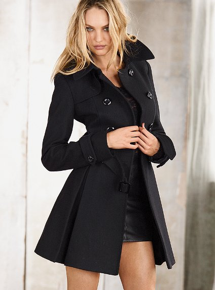 Wool Trenchcoat